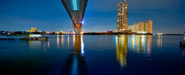 Our Favorite Places – Dinner Cruise at Chao Phraya River